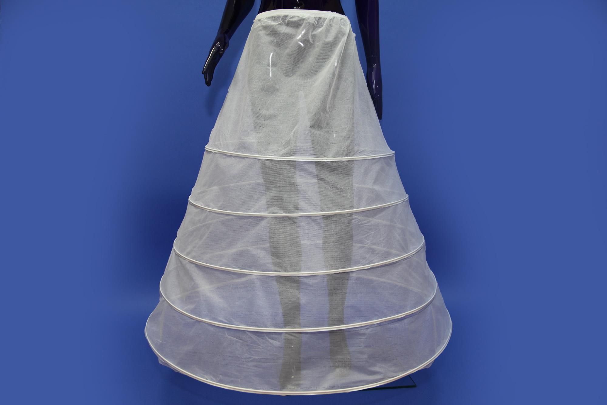 Как сшить подъюбник свадебный выкройка пышной юбки из фатина Свадьбы 5